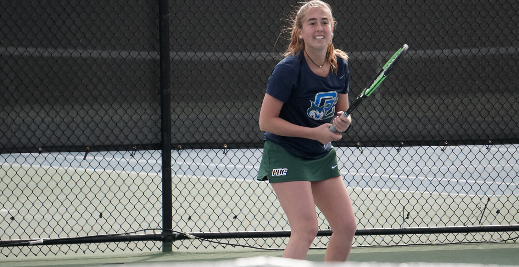 #49 Bobcat Women's Tennis Stays Undefeated in Conference, Downs FMU, 4-3