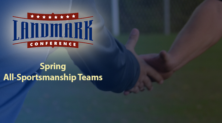 Landmark Announces Spring Sportsmanship Teams