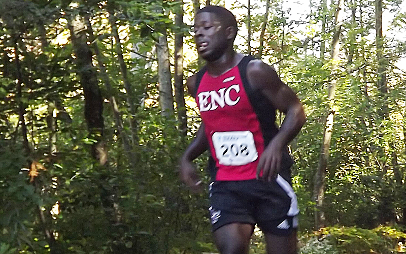 Men's Cross Country Participates in 18th James Earley Invitational Saturday