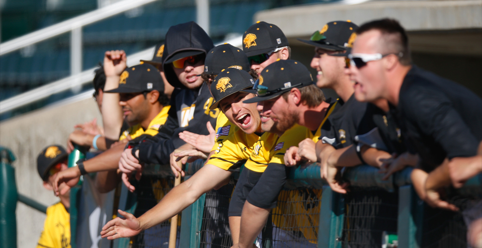 Carroll with the Heroics; Retrievers Win in Walk-Off Fashion, 3-2 on Friday