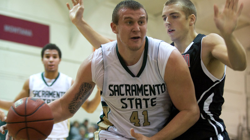 MEN'S BASKETBALL GOES ICE COLD FROM THE FIELD, FALLS AT SAN JOSE STATE, 62-57