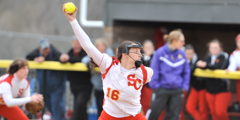 Softball loses heartbreakers to Coe