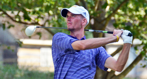 Kitts, Golden Eagles in tenth after first round at Samford Intercollegiate