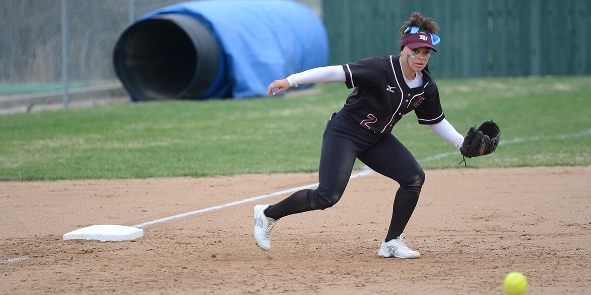 Sheppard, Chambers and Armstrong Earn Heart Honors for Evangel Softball