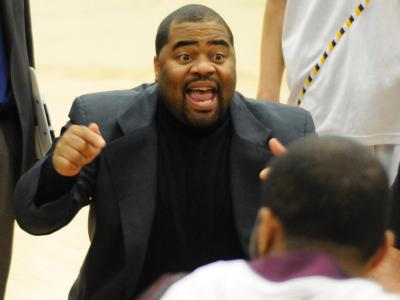 Assistant men's basketball coach Terrell Stokes, along with senior gaurd Nigel Munson, will be interviewed on SportsTalk tonight.