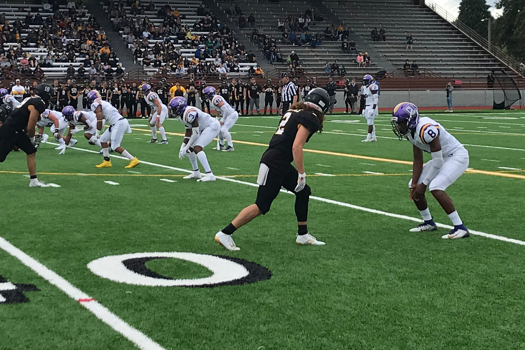 Turnovers Hinder Kingsmen Football in Season Opener