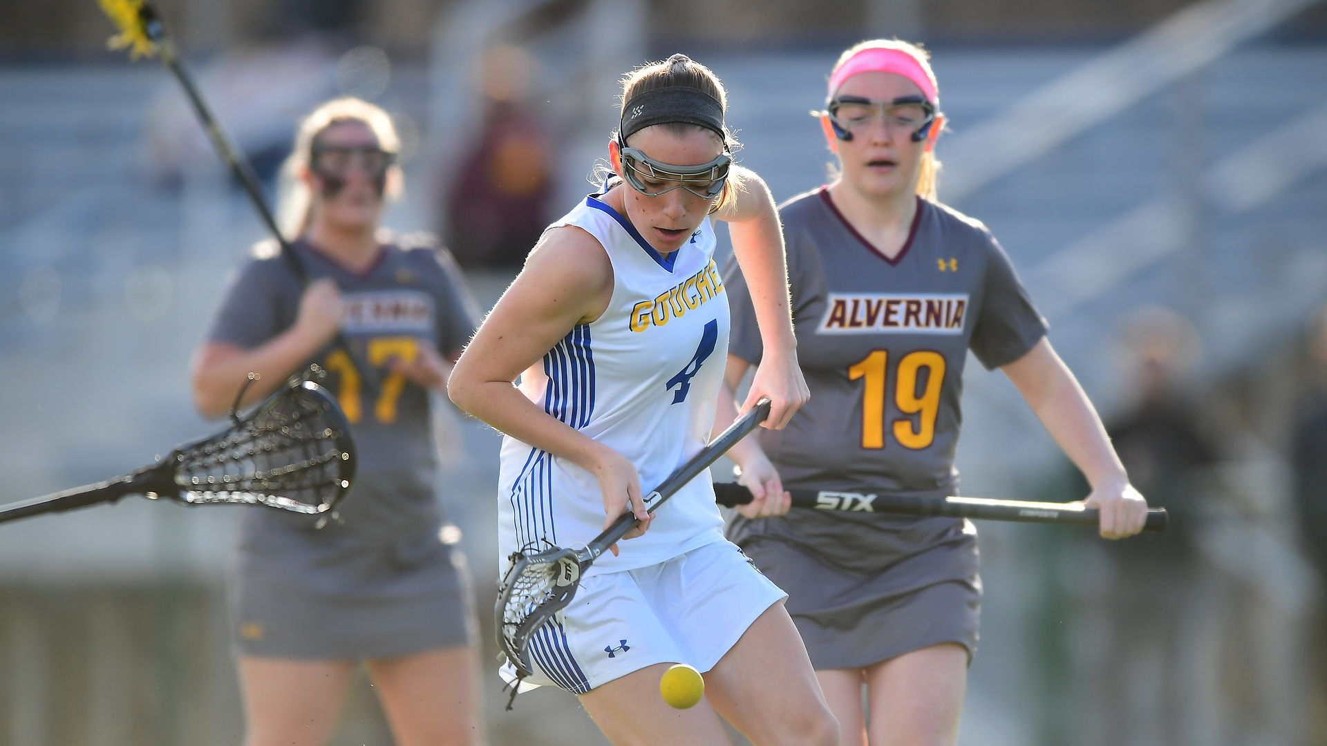 Goucher Women's Lacrosse's Rally Falls Short Against Alvernia