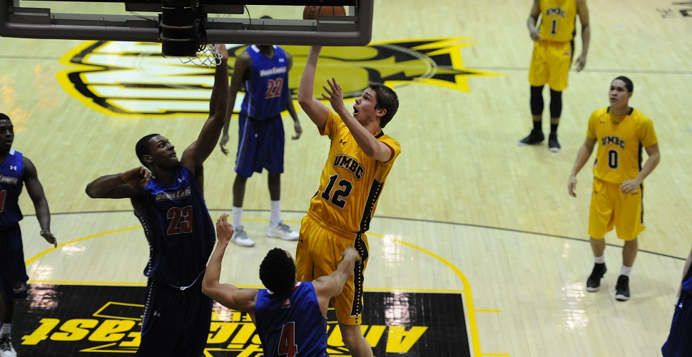 Darley Leads the Retrievers, as UMBC Falls, 77-47 on Saturday to Iowa