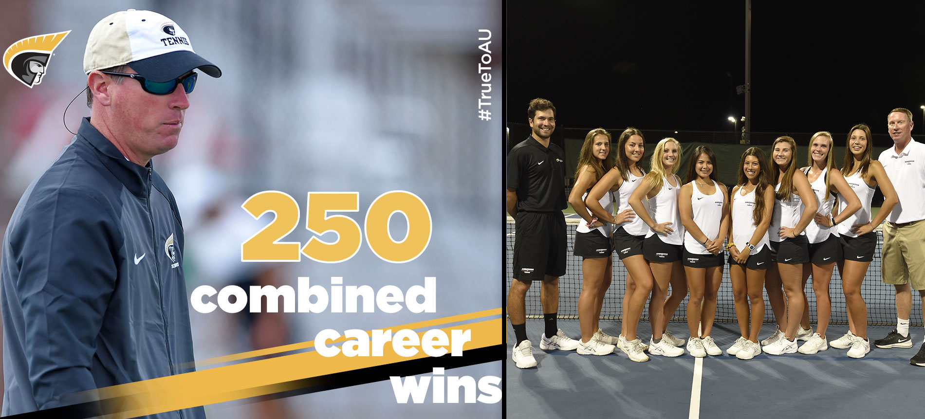Women's Tennis Wins Twice over Weekend to Extend Record to 3-0