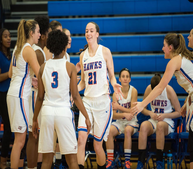 New Paltz and Buffalo State advance in SUNYAC women's basketball
