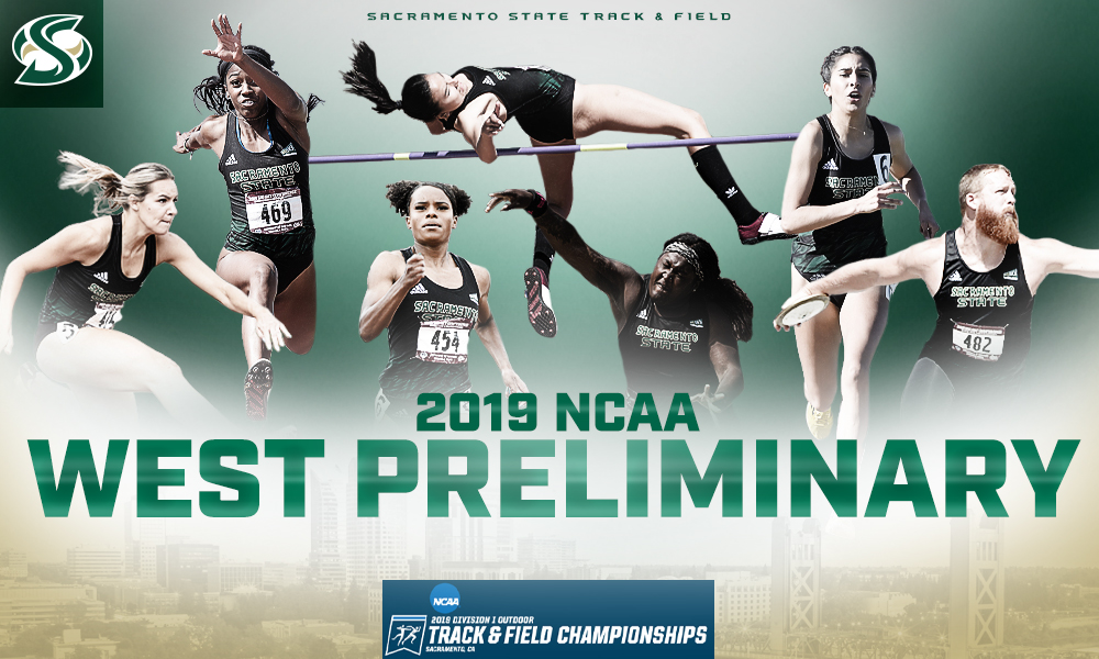 TRACK & FIELD ADVANCES EIGHT STUDENT-ATHLETES IN TEN EVENTS TO NCAA WEST PRELIMINARY