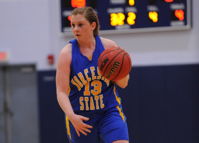Women's Basketball Drops 74-52 Setback To Westfield State