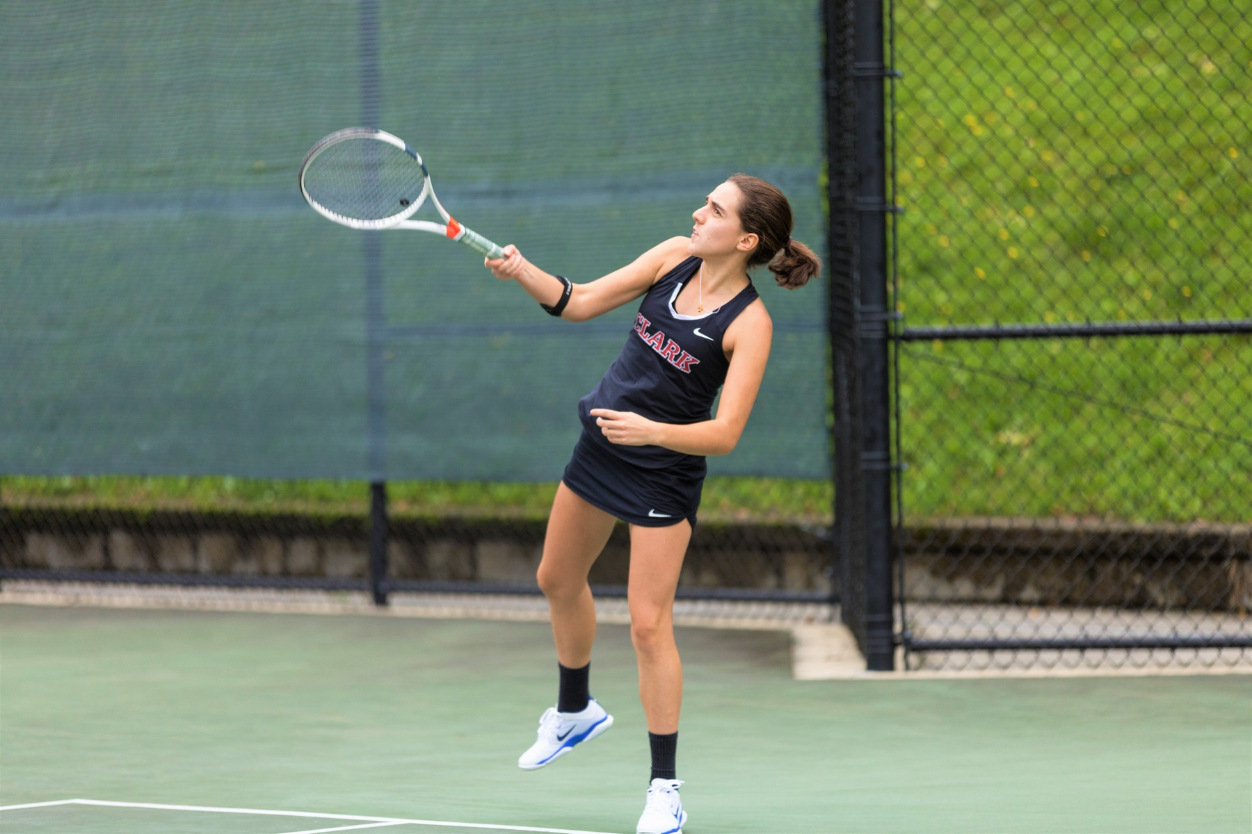 Women's Tennis Starts Season With Road Victory