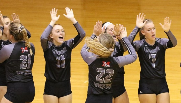 Muskingum Volleyball spikes Bethany en route to its best start since 2008