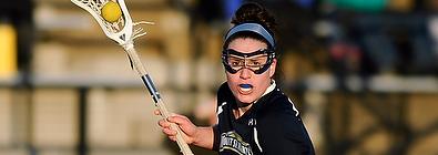 Women's Lacrosse Falls 13-10 To Monmouth