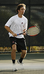 Q&A With Sophomore Tennis Player Brian Brogan