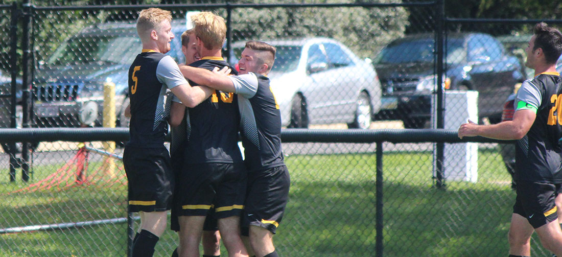 Men's Soccer Earns First Win Of The Season, Defeats Northern Michigan 1-0