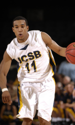 UCSB Renews Old Rivalry, Hosts UNLV at Thunderdome Tuesday Night