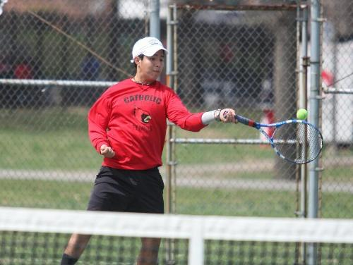 Men's Tennis Advances to Championship Contest with 5-1 Win on Thursday