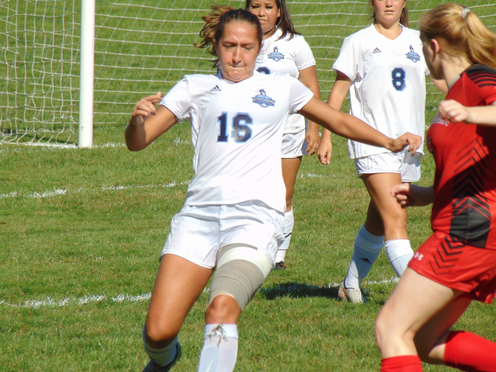 Women's Soccer: Tough loss to Jersey Blues
