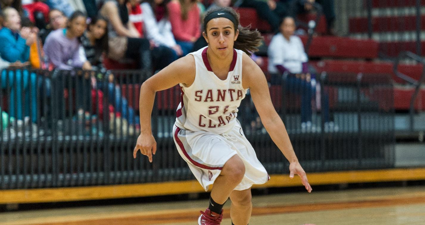 Santa Clara Heads to Northridge for Thanksgiving Tournament