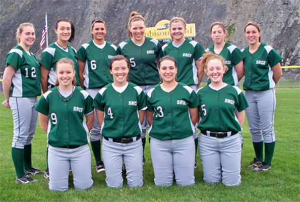Sage softball team and players honored by NFCA
