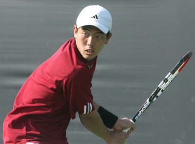 Men's Tennis Heads To Conference Tourney As Top Seed