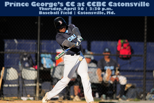 Eighth-Ranked Prince George's Baseball Heads To CCBC Catonsville For Battle Of The Birds On Thursday