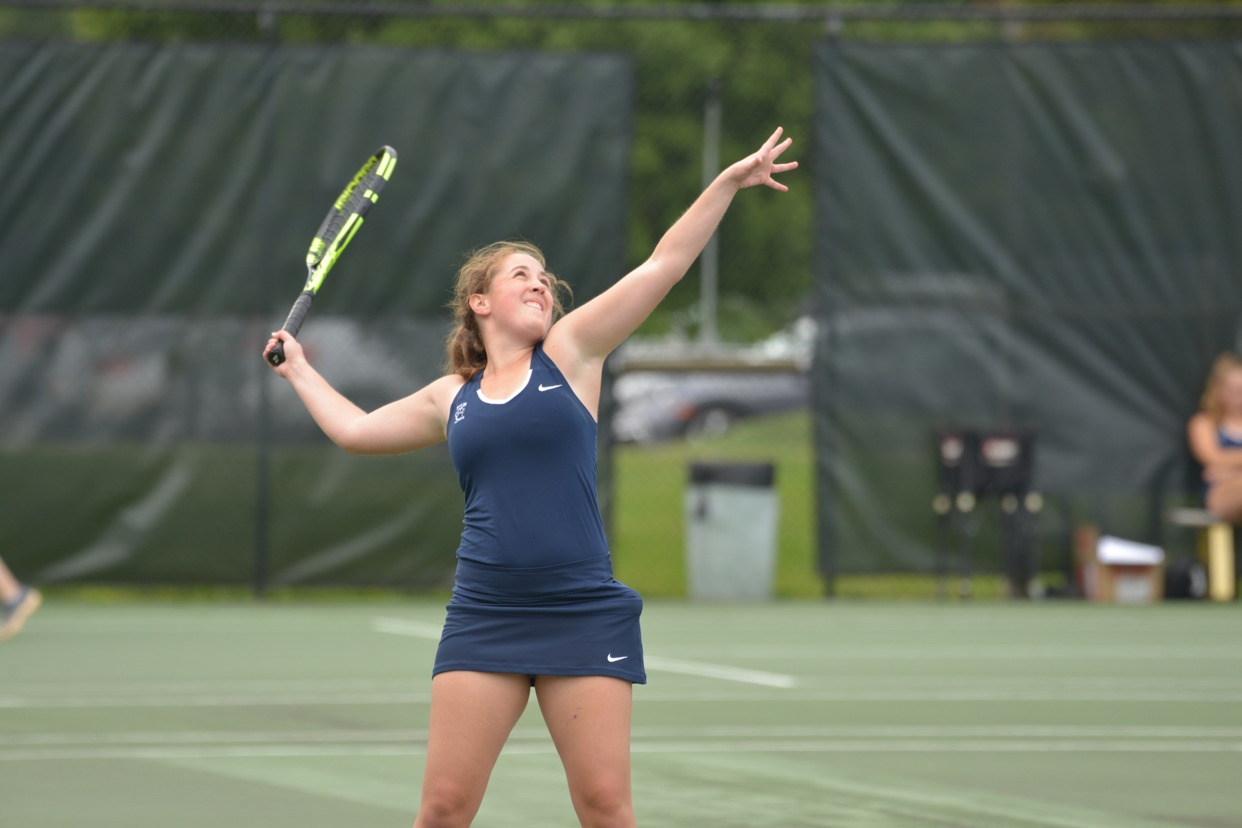 Behrend Defeats Pitt-Greensburg in Women's Tennis