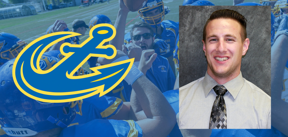 Matt Reed Named Assistant Football Coach and Intramural Coordinator