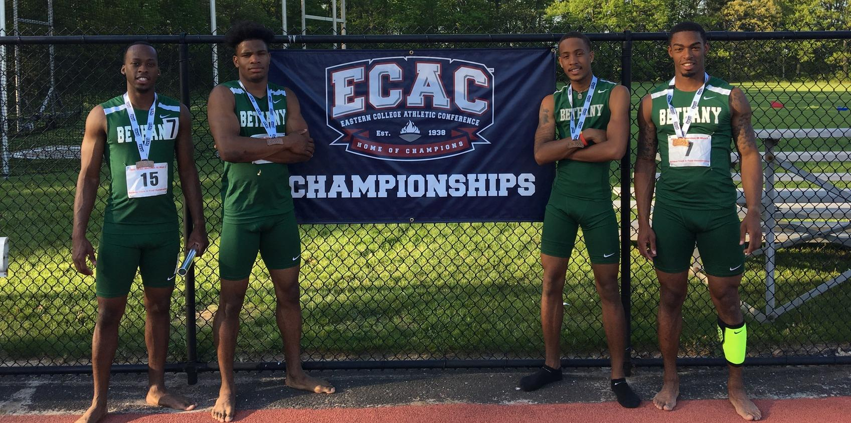 Sallah-Mohammed wins long jump to highlight ECAC Track and Field Championships