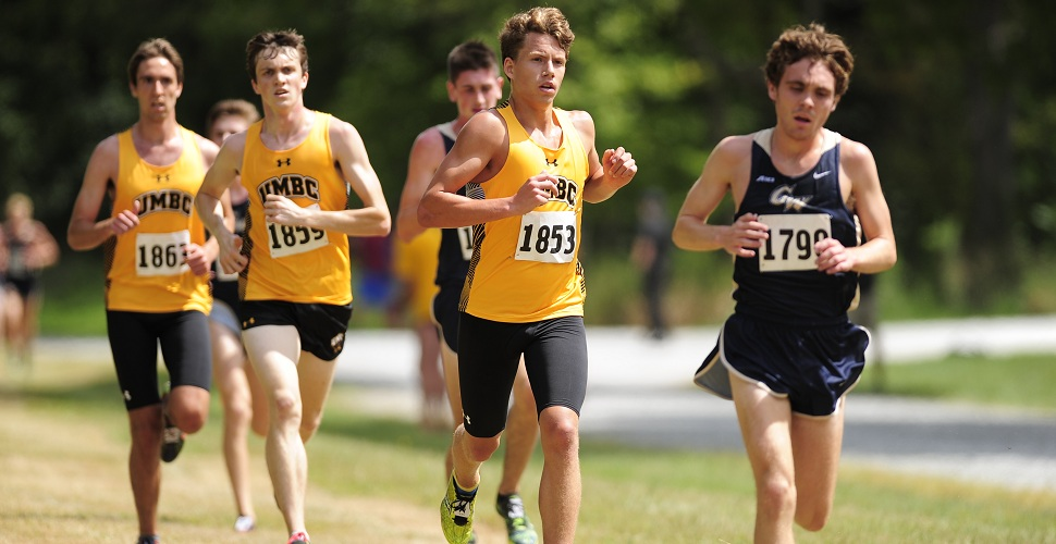 Men's Cross Country Concludes Regular Season Competition at Princeton Invitational