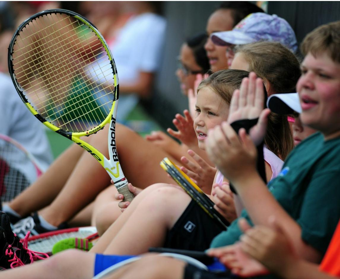 Round Two of Tennis Camp Coming June 17