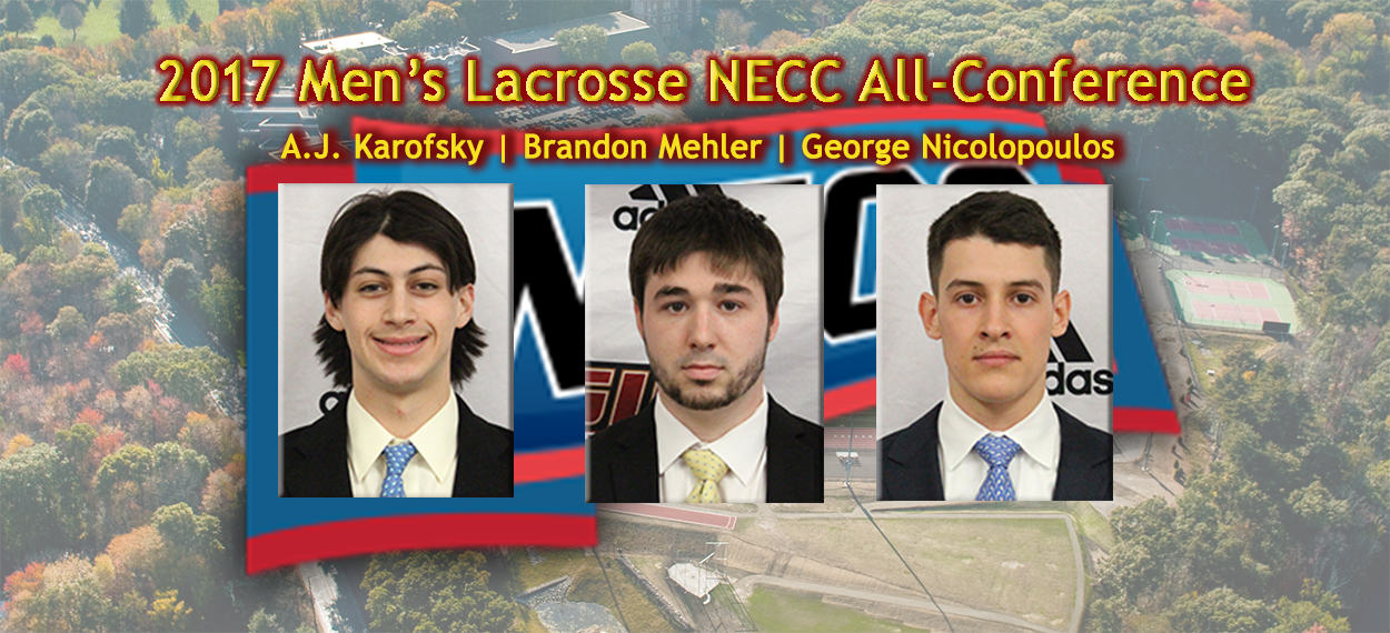 Pride Receives Three First Team All-NECC Honors & Wagner All-Sportsmanship