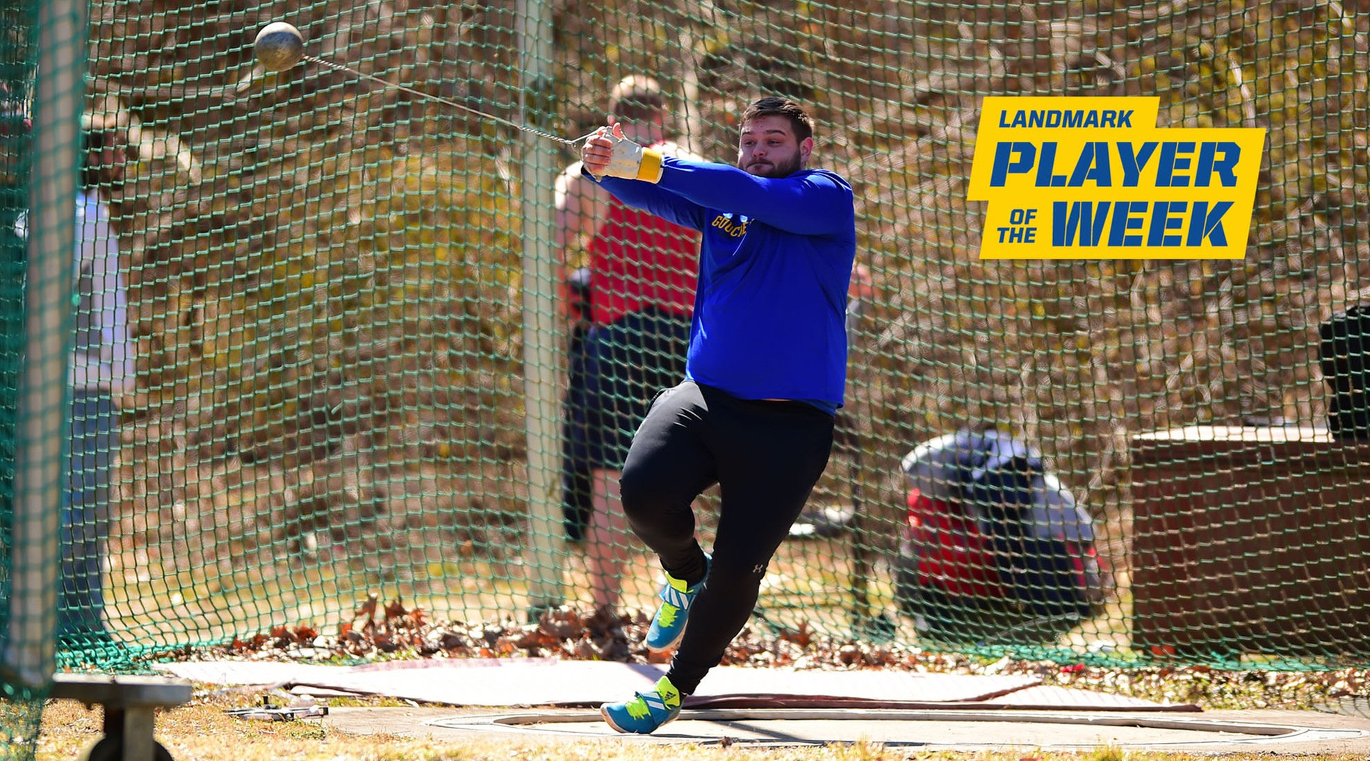 Goucher Track & Field Athlete Darby Bauer Named A Landmark Conference Athlete Of The Week