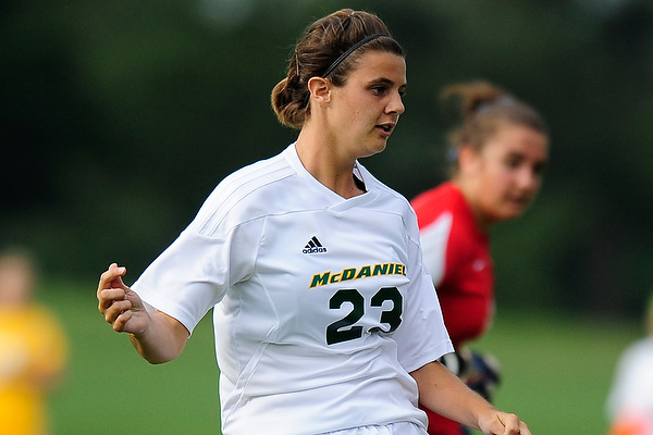 Steph Glassick � 2012 David Sinclair/McDaniel College