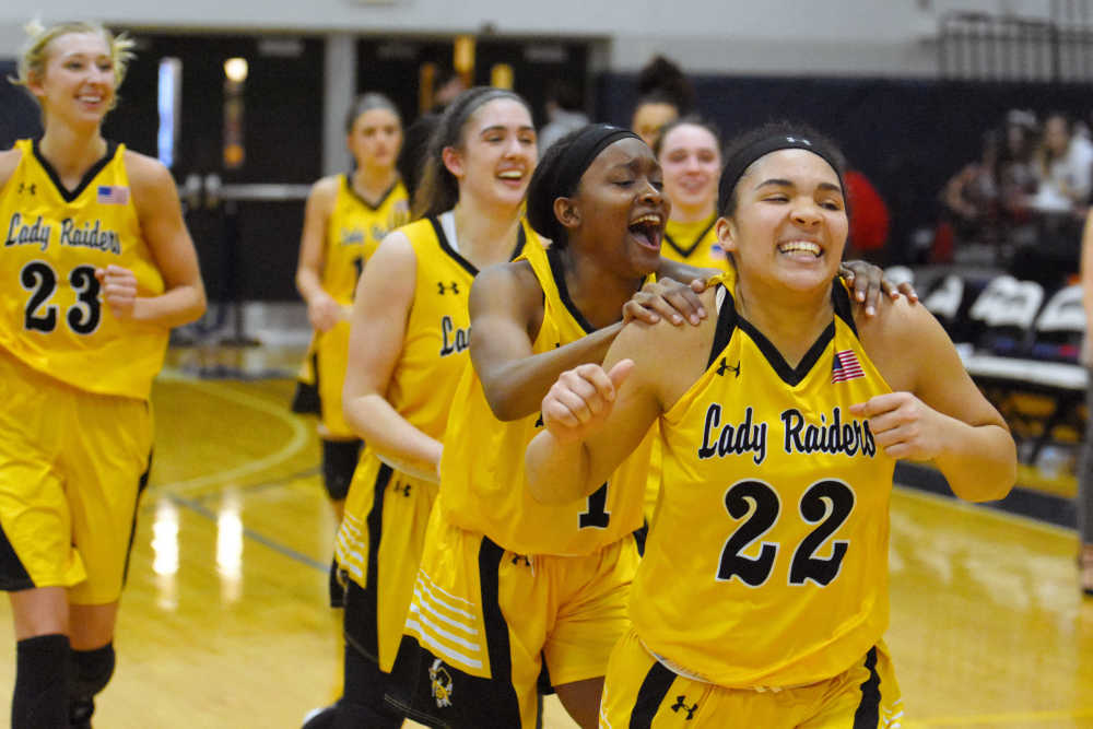 Greater than the sum of its parts, team play has Three Rivers women's basketball a step away from national tournament