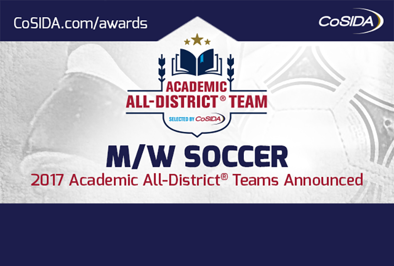CoSIDA Academic All-District