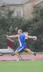 Masterson Finishes Third at Big West Combined Events