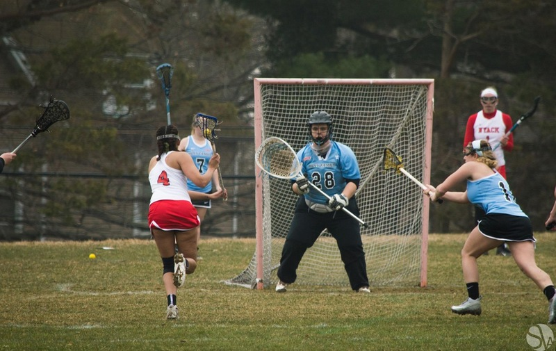 Women's Lacrosse Fall to Jefferson Rams on the Road