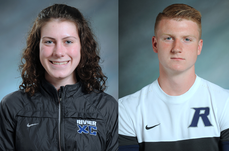 Pearsons, Federico named Riv Student-Athletes of the Month