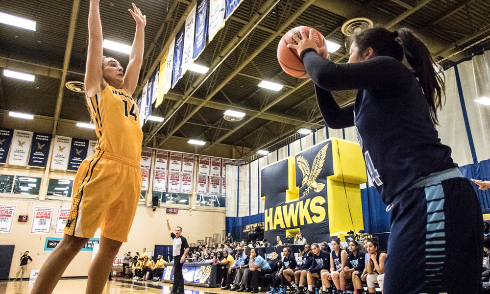 Women's basketball fall to Humber