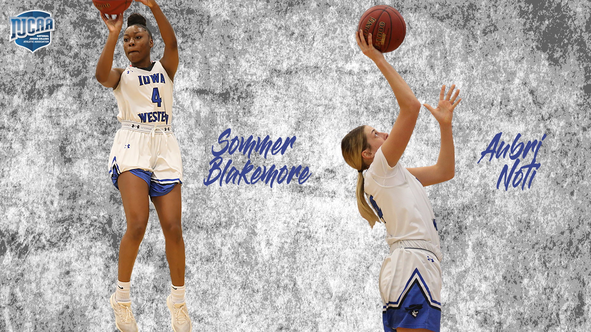 Blakemore and Noti selected for NJCAA All-Star Weekend