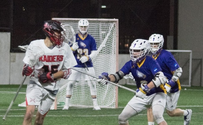 Aurora Defense Too Much For Raiders Lacrosse