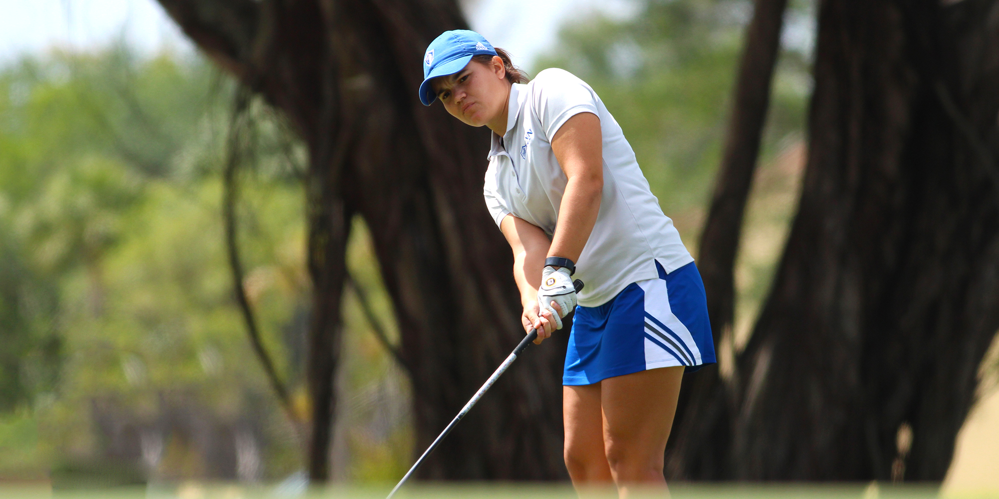 Women's Golf Has Three in the Top-10 After Day Two of Falcon Invite