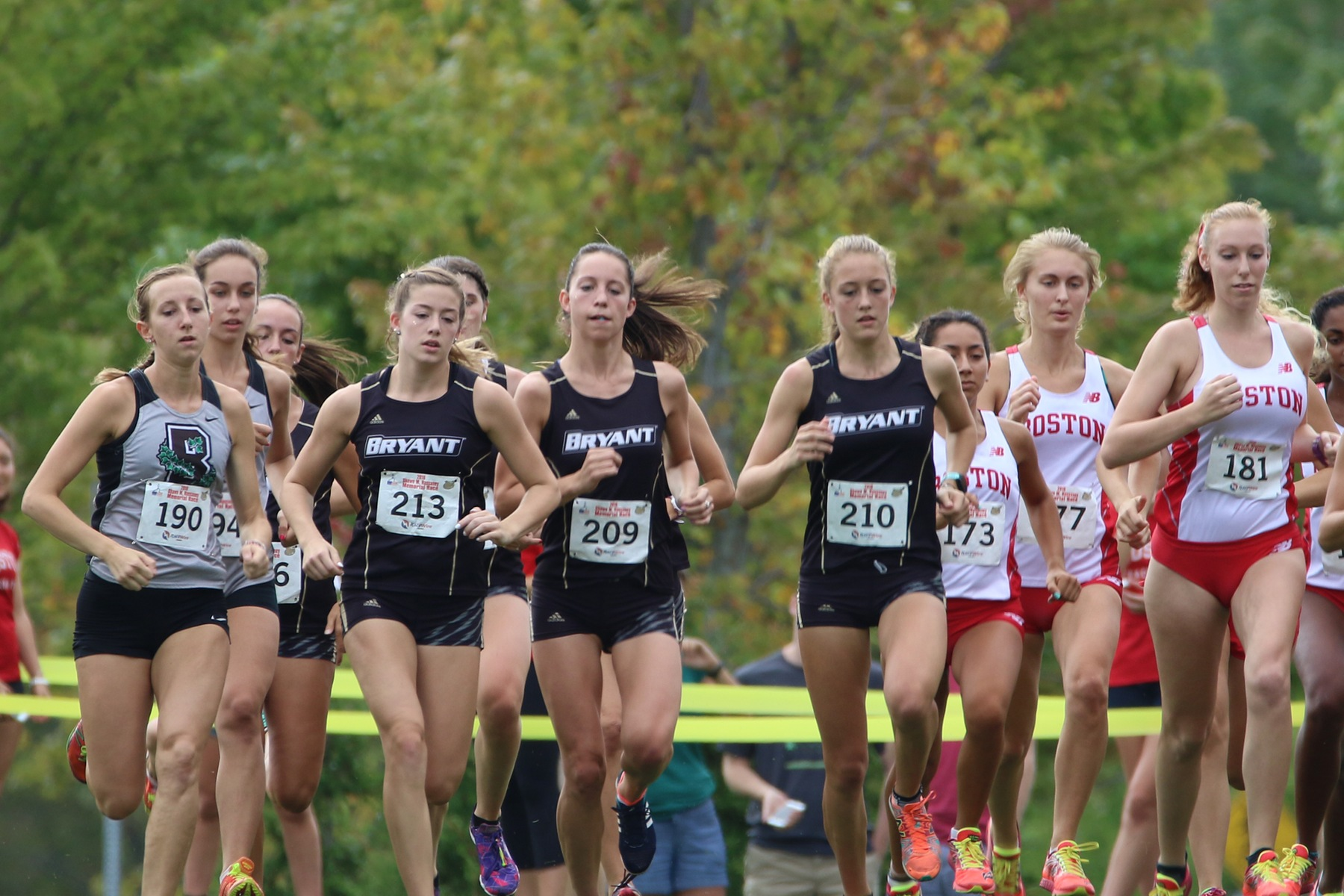 Women's cross country picked fourth in NEC poll