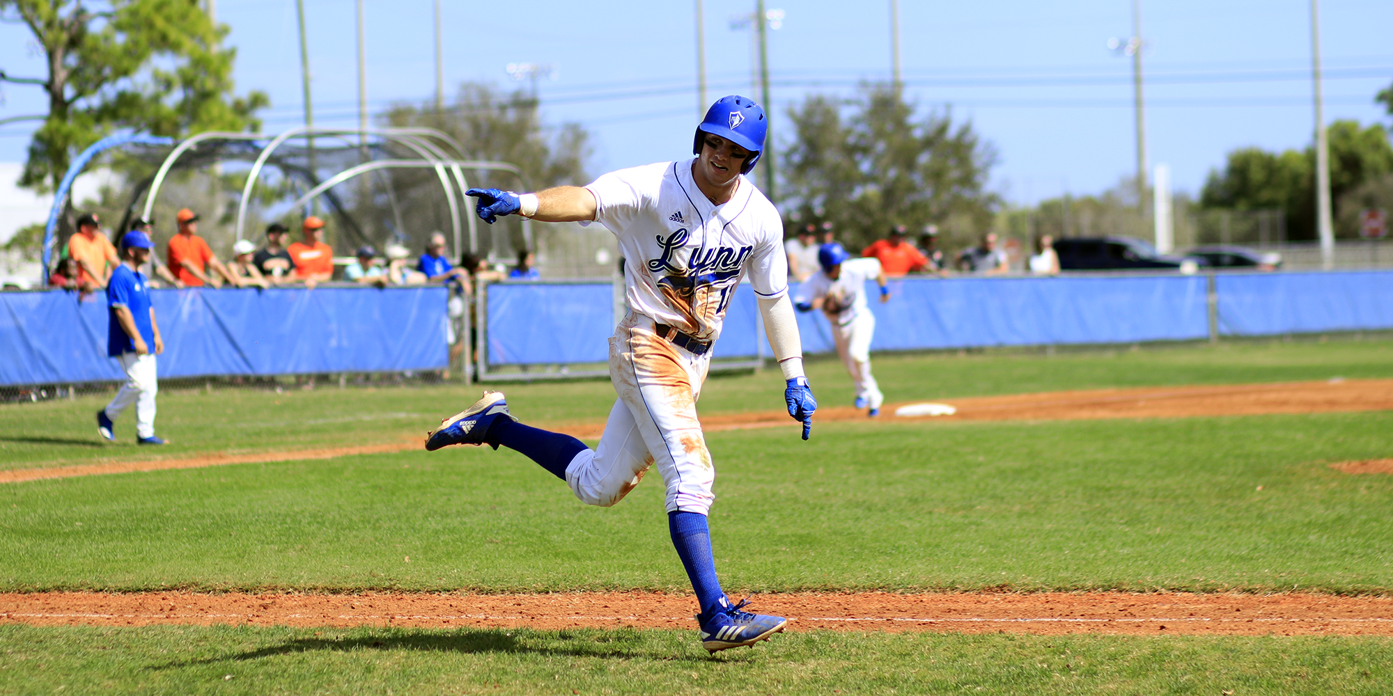 Baseball's Fontana Selected to ABCA/Rawlings All-Region Squad