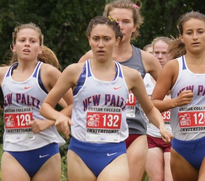 Williams tabbed as Women's Cross Country Runner of the Week