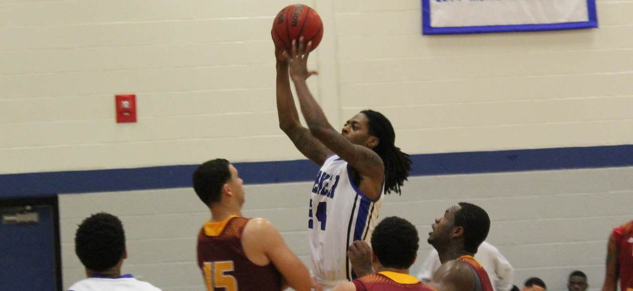 Pride Rally Past Men's Basketball, 63-56