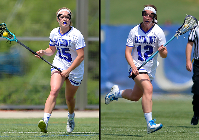 Women's Lacrosse earns IWLCA Honor Squad recognition; Tinkham, Cannon named to Honor Roll